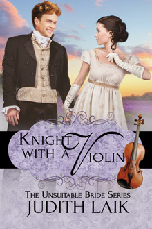 judith laik's a knight with a violin